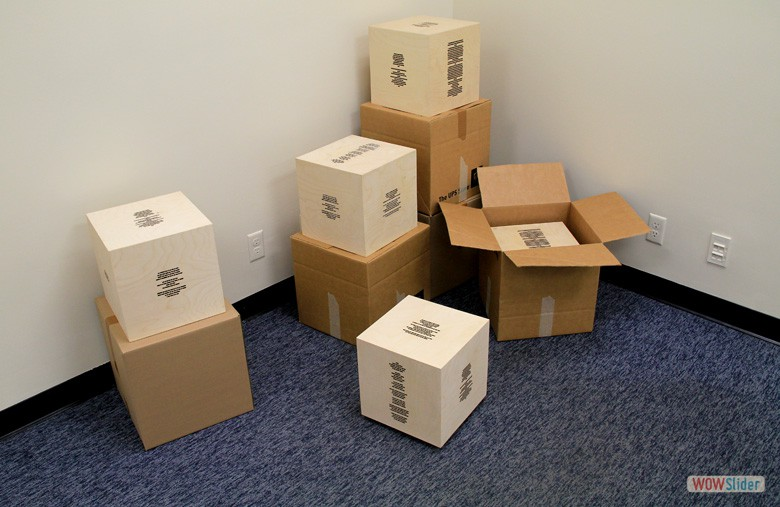 Fragile (Boxes)